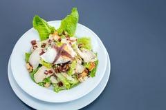 Ceasar Salad Stock Photo