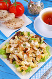 Ceasar salad Stock Images