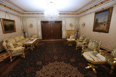 CEAUSESCU FAMILY HOUSE - PRIMAVERII PALACE MUSEUM Royalty Free Stock Photos