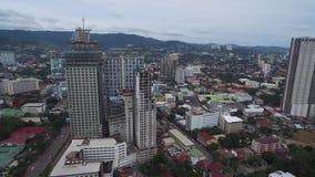 Cebú Ciudad altamente urbanizada en la provincia de la isla de Cebú en Visayas central, Filipinas metrajes
