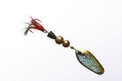 Cebo de pesca imagen de archivo libre de regalías