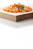 Cebola, cenoura e aipo Foto de Stock Royalty Free