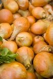 Cebolas de Walla Walla Foto de Stock Royalty Free