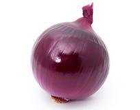 Cebolla roja imagenes de archivo