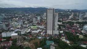 Cebu City. Highly urbanized city in the island province of Cebu in Central Visayas, Philippines.  stock footage