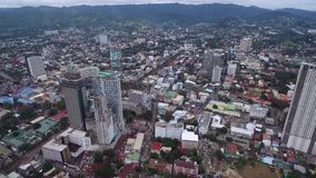 Cebu City. Highly urbanized city in the island province of Cebu in Central Visayas, Philippines.  stock video footage