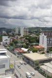 Cebu city skyline Stock Photos