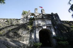 cebu fort pedro san Royaltyfria Foton