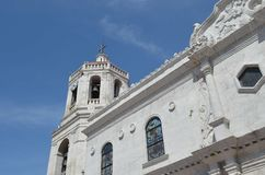 Cebu Metropolitan Church. Cebu landmark built in 1565, spanish colonial architecture. Located in Cebu City, Philippines Stock Image