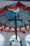 cebu miasta krzyż magellan Philippines s Zdjęcie Stock