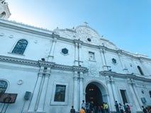 Cebu stad fotografering för bildbyråer