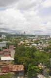 Cebu stadshorisont Arkivfoto