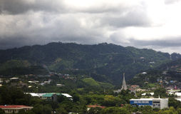 Cebu-Stadt Skyline Lizenzfreies Stockfoto
