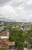 Cebu-Stadt Skyline Stockfoto