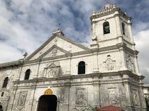 Cebu Sto Capela de Niño fotografia de stock