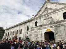 Cebu Sto Capela de Niño fotografia de stock royalty free
