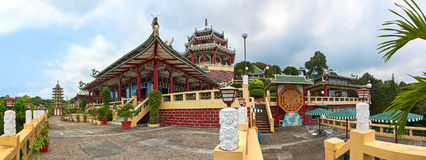 Cebu Taoist Temple in Cebu City, Philippines Stock Photos