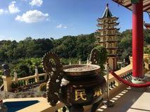 Cebu Taoist Temple Royalty Free Stock Photo