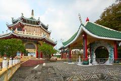 Cebu Taoistyczna świątynia w Cebu mieście, Filipiny fotografia stock