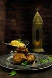 Cebulkowy Bhajis II Zdjęcia Royalty Free