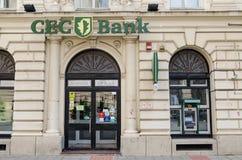 CEC banka agencja zdjęcia stock