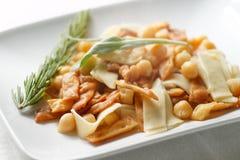 Ceci för pasta e arkivbild