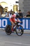 Cecile Ludwing, Dinamarca. Championshi do mundo da estrada de UCI Imagens de Stock