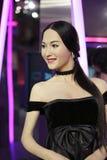 Cecilia cheung wax figure Royalty Free Stock Photo