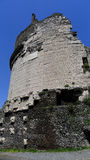 Cecilia Metella Mausoleum, Appia Antica, Roma Imagem de Stock Royalty Free