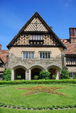 Cecilienhof. Was the location of the Potsdam Conference between 17 July and 2 August 1945. The rooms had been largely refurnished to match the taste of the Stock Photos