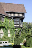 Cecilienhof castle in Potsdam Royalty Free Stock Photos