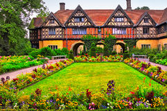 Cecilienhof Palace in Germany Stock Photography