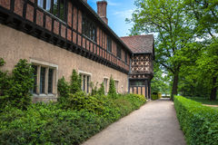Cecilienhof Palace and its surroundings, Potsdam, Berlin Stock Photography