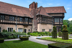 Cecilienhof Palace and its surroundings, Potsdam, Berlin Stock Image