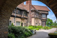 Cecilienhof Palace and its surroundings, Potsdam, Berlin Stock Photos