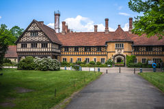 Cecilienhof Palace and its surroundings, Potsdam, Berlin Royalty Free Stock Image