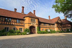 Cecilienhof Palace - Potsdam Stock Photo