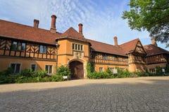 Cecilienhof Palace - Potsdam - Germany Stock Photo