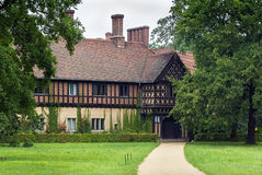 Cecilienhof Palace, Potsdam, Germany Stock Images
