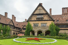 Cecilienhof Palace, Potsdam, Germany Royalty Free Stock Image