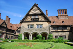 Cecilienhof Palace Stock Images