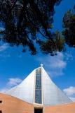 Cecina, Λιβόρνο, Τοσκάνη - Chiesa Santa Famiglia Στοκ Εικόνες