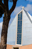 Cecina, Livorno, Toscanië - Chiesa Santa Famiglia Stock Foto's