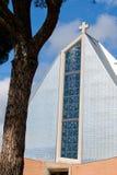 Cecina, Livourne, Toscane - Chiesa Santa Famiglia Photos stock