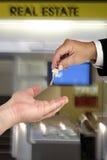 Ceda chaves Fotografia de Stock