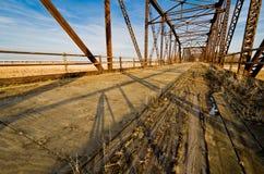 Cedar Avenue Bridge Royalty Free Stock Image