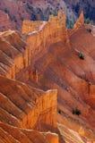 Cedar Breaks. Landscape of the hoodoos of Cedar Breaks National Monument, Utah, USA royalty free stock images