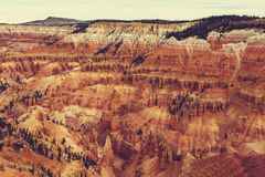 Cedar Breaks Stock Photo