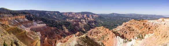 Cedar Breaks National Monument Immagine Stock Libera da Diritti
