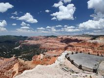 Cedar Breaks National Monument royalty free stock photo